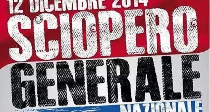 Cgil e Uil Trapani verso lo sciopero generale del 12 dicembre