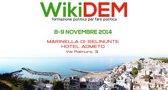 WikiDem scuola di formazione politica del Pd