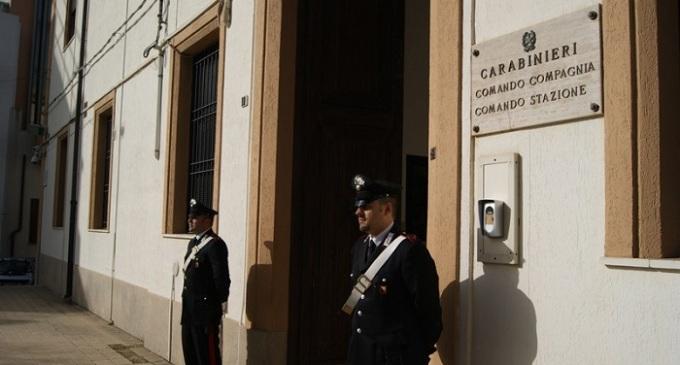 Sgominata banda di ladri in abitazione a Castellammare del Golfo
