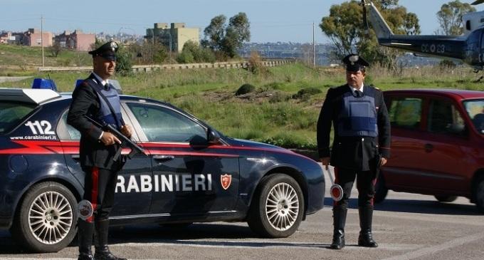 Controlli dei Carabinieri a Partanna e Castelvetrano, 5 arresti