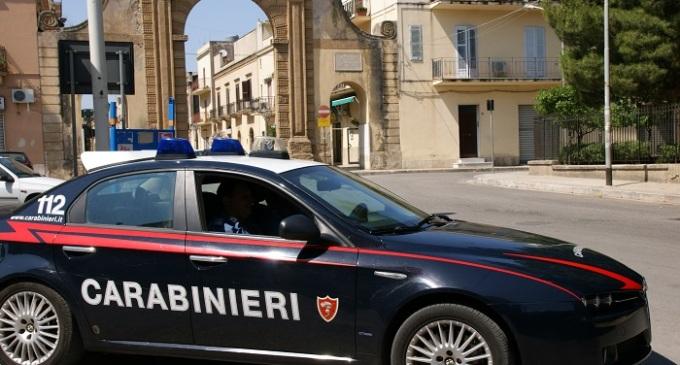 Castelvetrano: controlli prenatalizi dei Carabinieri, 5 denunce