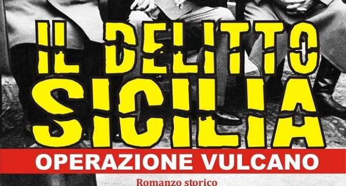 """Marsala: domani presentazione del romanzo """"Il delitto Sicilia"""""""