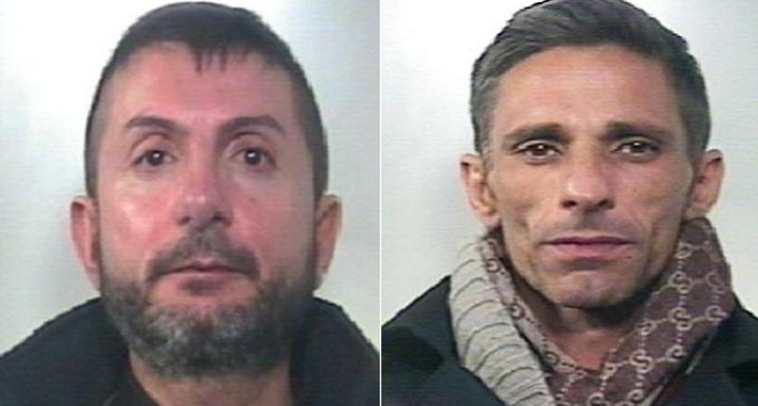 Marsala: provano a rapinare il Credem di piazza Caprera, arrestati