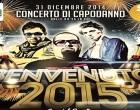 """Salemi: Notte di San Silvestro in Piazza """"BENVENUTO 2015"""""""