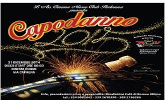 Partanna: Capodanno 2015 al Cinema Nuovo