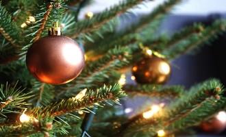 Feliz Navidad y próspero Año Nuevo a todo el mundo