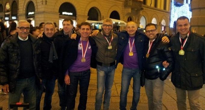 """""""Nati Stanchi"""" alla """"Firenze Marathon"""""""