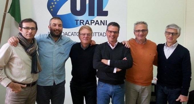 Salvatore Balduccio eletto nuovo segretario generale aggiunto Uil Polizia Trapani