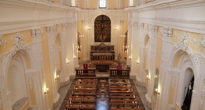 """Mazara del Vallo: per Santa Lucia cinque messe a San Calcedonio, """"scrigno"""" di preziosi trucchi"""