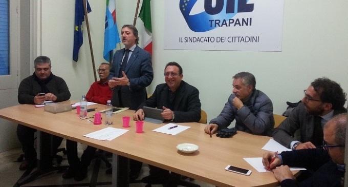 Eletto l'esecutivo territoriale Uil Trapani