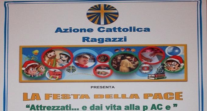 """Azione Cattolica, a Mazara il 25 gennaio """"Festa della Pace"""""""