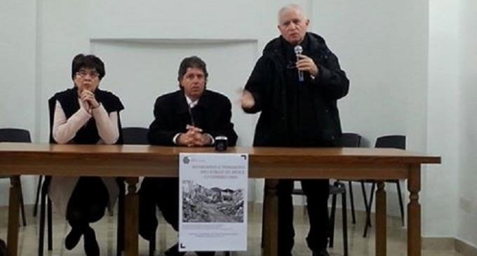 """Il sindaco di Campobello interviene alla cerimonia """"Ricordando il terremoto nel Belice"""""""