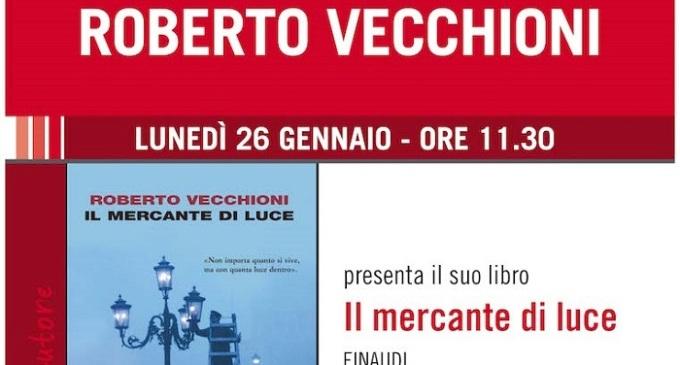 Roberto Vecchioni presenta a Marsala il suo ultimo libro