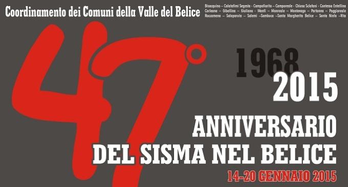 Dal 14 al 20 gennaio 47esimo Anniversario del Sisma nel Belice