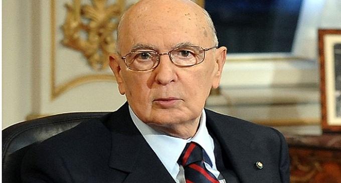 L'Azione Cattolica di Mazara ringrazia il Presidente Napolitano per il servizio svolto