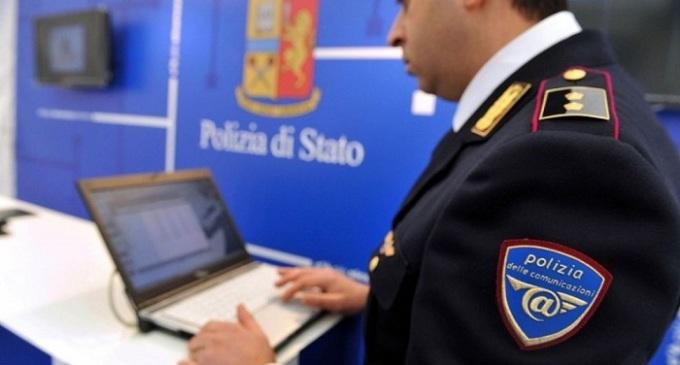 Una nuova truffa corre sul web, l'allarme della Polizia Postale di Catania