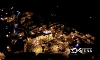 """[VIDEO] Partanna: I° edizione del """"Presepe vivente"""""""