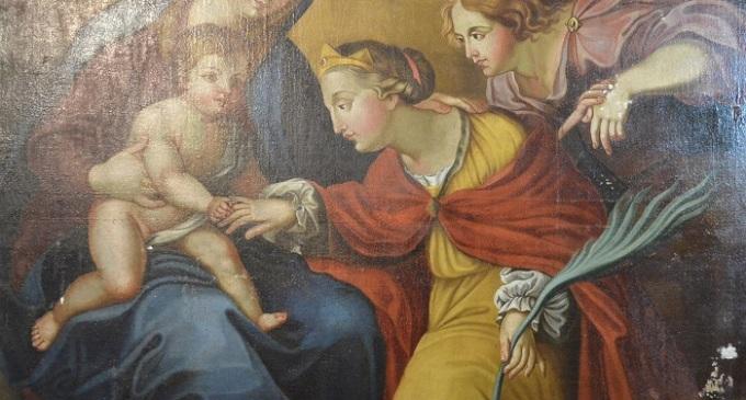 Mazara del Vallo: al via il restauro di quattro tele dell'ex convento di Santa Caterina