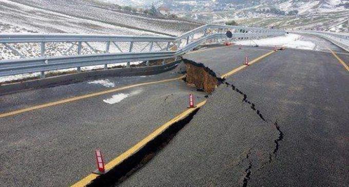 Viadotto Palermo-Agrigento: avvisi di garanzia per il cedimento
