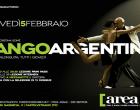 Il Tango argentino approda ad Area 14