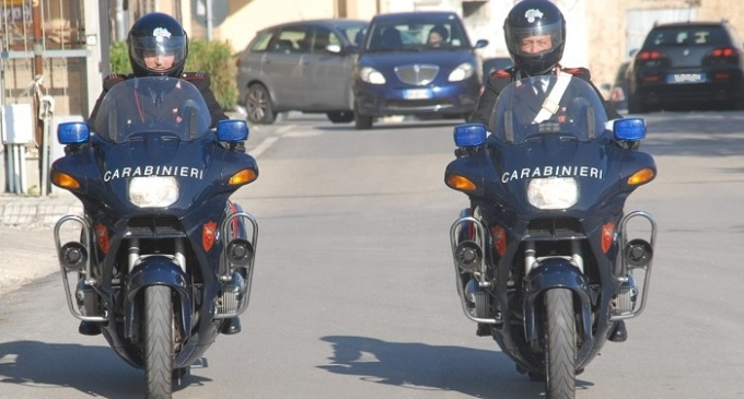 Trapani: Carabinieri eseguono ordinanze di custodia cautelare nei confronti di 6 minorenni