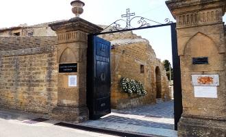 Partanna: Comune informa su esumazioni ordinarie presso il Cimitero comunale