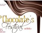 Partanna: dal 12 al 15 febbraio 1° Chocolate's Festival nel Belice