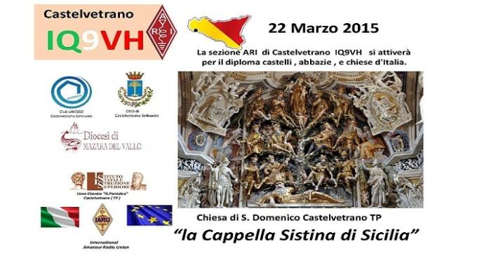 Castelvetrano: attività di Radio Promozione della chiesa di San Domenico
