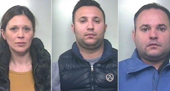 Carabinieri di Mazara del Vallo arrestano tre persone per spaccio