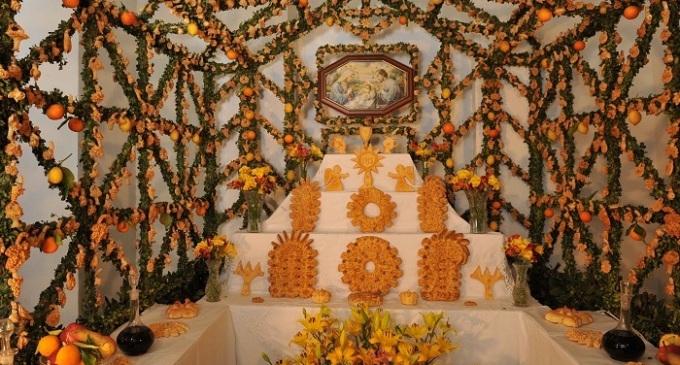 Salemi: sabato al via la Festa di San Giuseppe