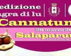 """Roadhouse Cafè presente alla """"Sagra di lu Cannatuni"""" a Salaparuta il 28 marzo"""