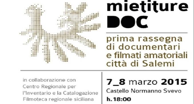 """Salemi: al via """"Mietiture Doc"""", anteprima della Festa di S. Giuseppe"""
