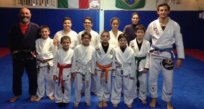 Brazilian Jiu Jitsu: pronta la squadra per il Campionato Nazionale Junior di Parma