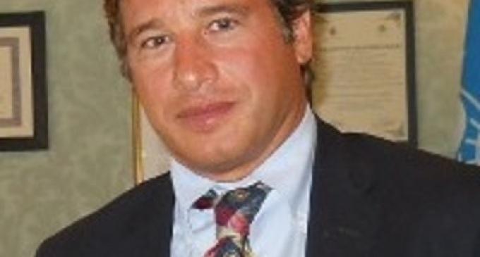 Angelo Sajeva Commissario ad acta del Libero Consorzio Comunale di Trapani