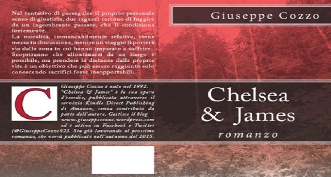"""""""Chelsea & James"""", esordio letterario di Giuseppe Cozzo"""