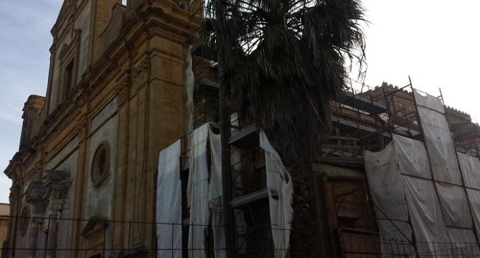 """""""SOS Chiesa Madre"""", parte l'appello del gruppo """"Sei di Partanna se…"""""""