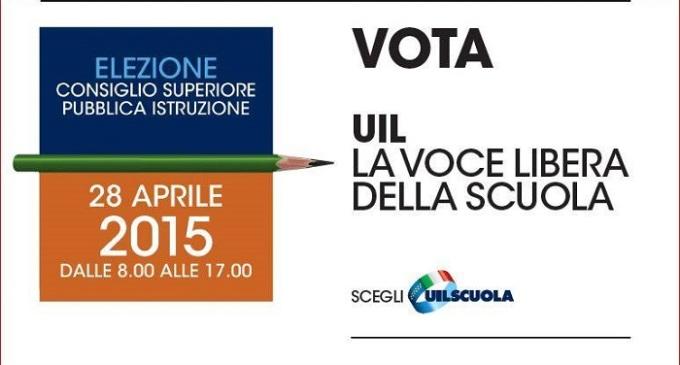 Uil Trapani: presentazione dei candidati alle elezioni del Consiglio Superiore della Pubblica Istruzione