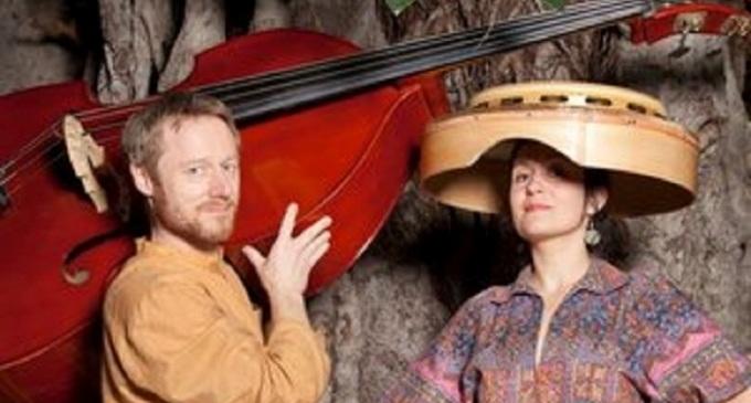 Nisia in concerto: la musica siciliana riletta in chiave europea