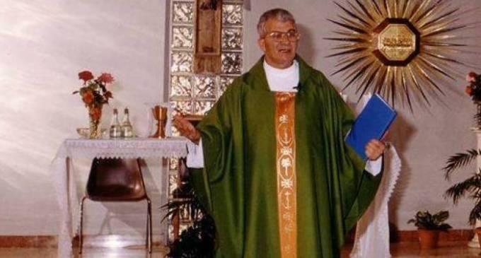 Cordoglio del Sindaco Catania per la morte di Padre Ignazio Li Vigni