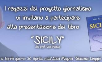 """Partanna: domani presentazione del libro """"Sicily"""" di Vito Piazza"""