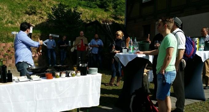 Gal Elimos: nuovo successo al Weinwanderung di Marburg
