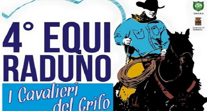 "IV Equiraduno ""Cavalieri del Grifo"" a Salaparuta"
