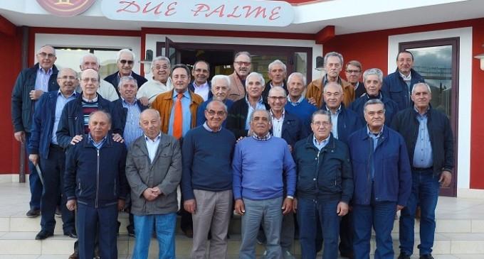 Santa Ninfa: i nati del 1950 festeggiano assieme i 65 anni