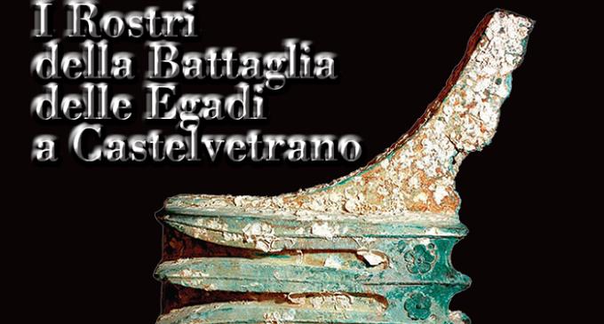 """""""I rostri della battaglia delle Egadi"""" a Castelvetrano"""