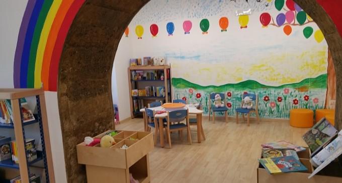 Partanna, 2° settimana della Cultura: successo per la Biblioteca dei Bambini