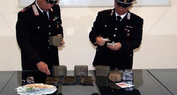 Trapani: ingente sequestro di hashish, carabinieri arrestano tre trafficanti