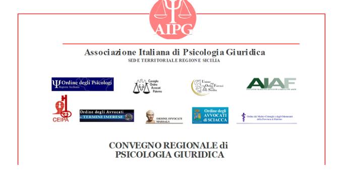 Convegno Regionale di Psicologia Giuridica a Palermo