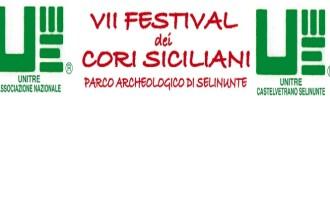 Domani VII Festival dei Cori delle Unitre Siciliane