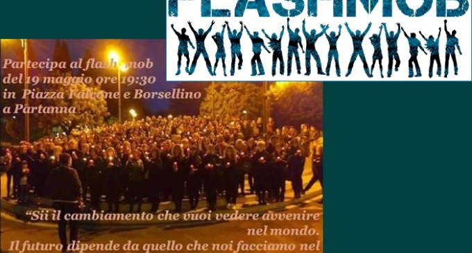 Partanna: flash mob contro la Riforma scolastica