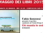 Il Liceo Classico di Marsala incontra lo scrittore Fabio Genovesi